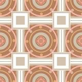 Seamless ornamental pattern decoration elements texture, tile ba Royalty Free Stock Photography