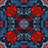 Seamless ornamental pattern Royalty Free Stock Photo