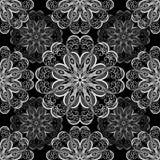 Seamless ornamental pattern Stock Image