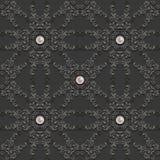 Seamless ornamental pattern Royalty Free Stock Photography