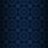 Seamless ornamental pattern Stock Images