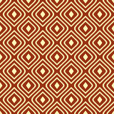 Seamless ornamental pattern Royalty Free Stock Photos
