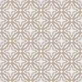Seamless ornamental pattern Royalty Free Stock Image