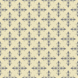 Seamless ornamental pattern Royalty Free Stock Images