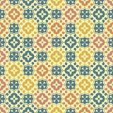 Seamless ornamental pattern Royalty Free Stock Photos