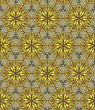 Seamless ornamental patterns Stock Photography