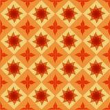 Seamless ornamental tile background Stock Photos