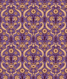 Seamless ornamental vintage pattern Royalty Free Stock Photo