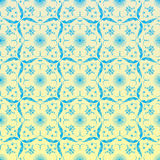 Seamless Ornamental Wallpaper Royalty Free Stock Photos