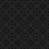 Seamless ornamental wallpaper Royalty Free Stock Photography