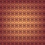 Seamless ornamental wallpaper Royalty Free Stock Photo