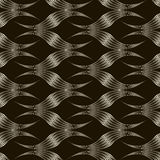 Seamless ornamentl pattern. Repeating vector texture. Background Royalty Free Stock Images