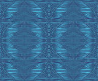 Seamless ornaments blue gray Stock Image