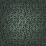 Seamless Ornate Abstract Pattern Royalty Free Stock Photography