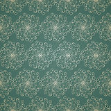 Seamless Ornate Abstract Pattern Royalty Free Stock Photo