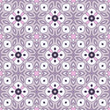 Seamless ornate geometric pattern, abstract background Royalty Free Stock Images