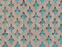 Seamless Ornate Moorish Pattern Stock Image