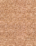 Seamless Ornate Moorish Pattern Stock Photography