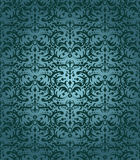Seamless ornate pattern Royalty Free Stock Image