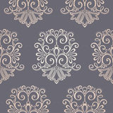 Seamless Ornate Pattern (Vector) Stock Photo