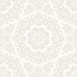 Seamless ornate retro pattern. Stock Photo