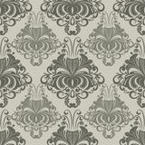 Seamless ornate vintage pattern Royalty Free Stock Photography
