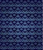 Seamless ottoman turkish tile illustration Stock Photo