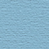 Seamless painted blue wall Royalty Free Stock Image