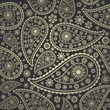 seamless paisley Royaltyfria Foton