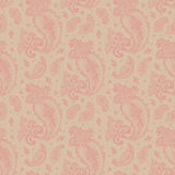 Seamless Paisley background. Royalty Free Stock Images