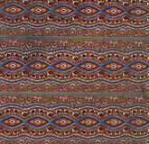 Seamless paisley design Royalty Free Stock Image