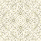 Seamless paisley golden Wallpaper-Background Stock Image