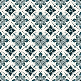 Seamless paisley pattern Royalty Free Stock Photography