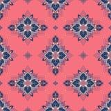 Seamless paisley pattern Royalty Free Stock Photo