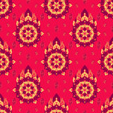 Seamless paisley pattern Stock Photos