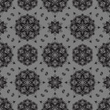 Seamless paisley pattern Royalty Free Stock Image