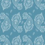 Seamless Paisley pattern. Royalty Free Stock Images