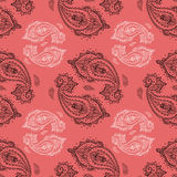 Seamless Paisley pattern. Stock Photography