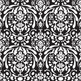 Seamless paisley pattern.orient or russia design.  illustr Royalty Free Stock Photo