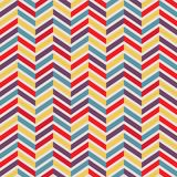 Seamless parquet pattern. Vector illustration Royalty Free Stock Photo