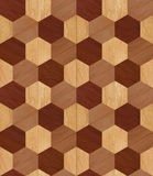 Seamless parquet textur Royalty Free Stock Images