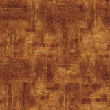 Seamless parquet texture. Seamless texture of the old chequer parquet stock photo