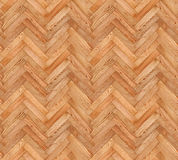 Seamless parquet texture Royalty Free Stock Image