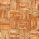 Seamless parquet texture Stock Photos