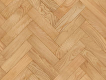 Seamless parquet texture Royalty Free Stock Photos