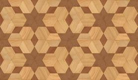 Seamless parquet texture Stock Photography