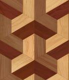 Seamless parquet texture Stock Image