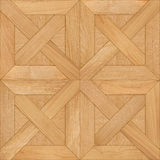 Seamless parquet texture Royalty Free Stock Photography