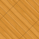 Seamless Parquet Wooden Flooring royalty free illustration
