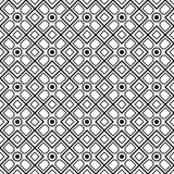 Seamless parquetry vector pattern background Stock Photography